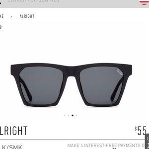 "Quay ""Alright"" Sunglasses"